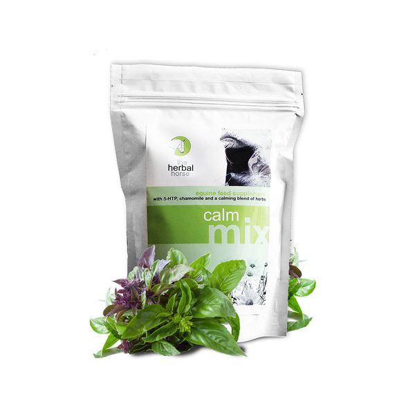 The Herbal Horse - Natural calming supplement for horses - Calm Mix 500g