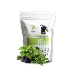 A natural calmer for horses - The Herbal Horse - Calm Mix UK 500g