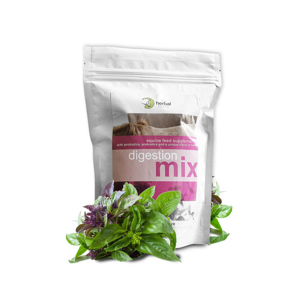 A natural supplement to support the digestive system in horses - Digestion Mix 500g