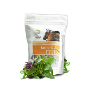 Natural Hoof care for horses - Farrier's Mix 500g