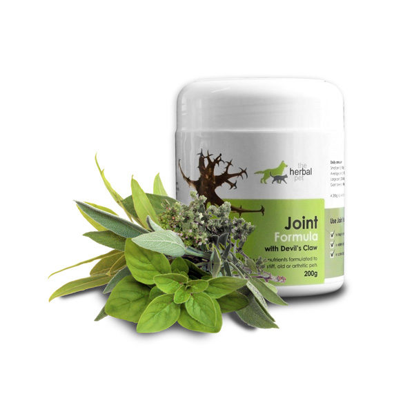 The Herbal Pet - Natural supplements for dogs - Joint Formula 200g