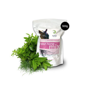 the herbal horse - sport horse mix - 500g